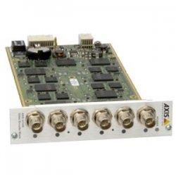 Axis Communication - 0289-001 - Axis Q7406 Video Encoder - Proprietary - PAL, NTSC