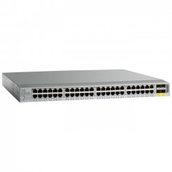 Cisco - N2K-C2148T-1GE - Cisco Nexus 2148T Fabric Extender - Rack-mountable