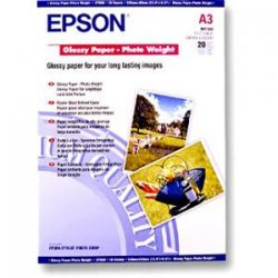 "Epson - S041226 - Epson Very High Resolution Print Paper - 44"" x 65 - 190g/m² - Glossy - 89 GE/100 ISO Brightness - 1 / Roll"