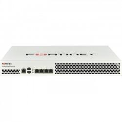 Fortinet - FVE-1000E-BDL-311-12 - Fortinet FortiVoice Enterprise FVE-1000E VoIP Gateway - 4 x RJ-45 - USB - Management Port - Gigabit Ethernet - 1U High - Rack-mountable