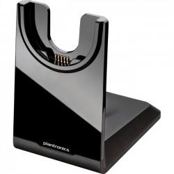 Plantronics - 205302-01 - Plantronics Voyager Focus UC Desktop Charging Stand - Docking - Headset - Charging Capability