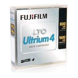 Fujifilm - 81110000171 - Fujifilm LTO Ultrium-4 Data Cartridge - LTO-4 - Labeled - 800 GB (Native) / 1.60 TB (Compressed) - 2690.29 ft Tape Length