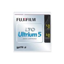 Fujifilm - 81110001211 - Fujifilm LTO Ultrium-5 Data Cartridge - LTO-5 - Labeled - 1.50 TB (Native) / 3 TB (Compressed) - 2775.59 ft Tape Length - 50 Pack