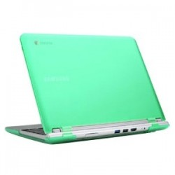 iPearl - MCOVERS503C12GRN - iPearl mCover Notebook Case - Notebook - Green - Polycarbonate