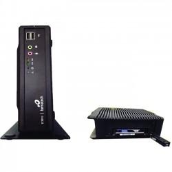 Bematech - LC8810-Q20DY-0 - Bematech LC8810 POS Terminal - Intel Celeron 2 GHz - 2 GB DDR3L SDRAM - 320 GB HDD SATA - Windows Embedded POSReady 7