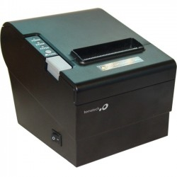 Bematech - LR2000 - Bematech LR2000 Direct Thermal Printer - Monochrome - Desktop - Receipt Print - 2.80 Print Width - 9.84 in/s Mono - 180 x 180 dpi - 8 KB - USB - Serial - Receipt - 3.13 Label Width