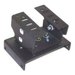 Havis - C-3075-1 - C-TMW Series Computer Mounting Plate Brackets, 2.5 High, Tilt/Swivel