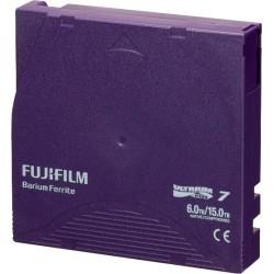 Fujifilm - 81110001223 - Fujifilm LTO Ultrium-7 Data Cartridge - LTO-7 - Labeled - 6 TB (Native) / 15 TB (Compressed) - 3149.61 ft Tape Length