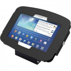 Compulocks Brands - 101B680AGEB - Compulocks Space Galaxy Tab A Enclosure Kiosk - Fits Galaxy Tab A Models - Black