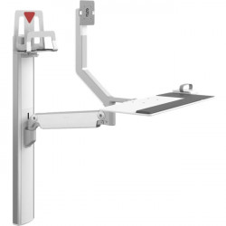 Humanscale - V637-S6XX-11000 - Humanscale ViewPoint Wall Mount for Flat Panel Display