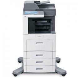 Lexmark - 16M1846 - Lexmark X658DTE Government Compliant Multifunction Printer - Monochrome - 55 ppm Mono - 1200 x 1200 dpi - Fax, Copier, Scanner, Printer