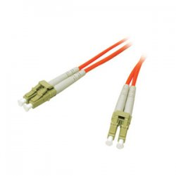 C2G (Cables To Go) - 13507 - C2G 7m LC-LC 62.5/125 OM1 Duplex Multimode PVC Fiber Optic Cable (USA-Made) - Orange - Fiber Optic for Network Device - LC Male - LC Male - 62.5/125 - Duplex Multimode - OM1 - USA-Made - 7m - Orange