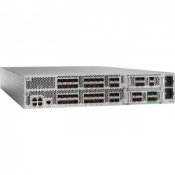 Cisco - N5020P-4N2232PF-B - Cisco Nexus 5020 Switch Chassis - Manageable - 42 x Expansion Slots - 10/100/1000Base-T - 40 x Expansion Slot - 40 x SFP+ Slots - 2 Layer Supported - 2U High - Rack-mountable