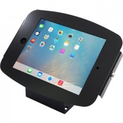 Compulocks Brands - 101B290SENB - MacLocks Space iPad Enclosure Kiosk - Secures any iPad - Black