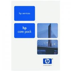 Hewlett Packard (HP) - UJ334E - HP Care Pack - 4 Year - Service - 9 x 5 Next Business Day - On-site - Maintenance - Parts & Labor - Physical Service