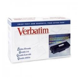 Verbatim / Smartdisk - 94972 - Verbatim Remanufactured Laser Toner Cartridge alternative for Brother TN460 - Black - Laser - 6000 Page - 1 / Pack