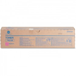 Konica-Minolta - A04P331 - Konica Minolta Original Toner Cartridge - Laser - High Yield - 26500 Pages - Magenta - 1 Each