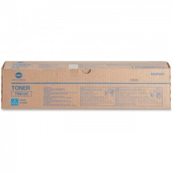 Konica-Minolta - A04P431 - Konica Minolta TN-610C Original Toner Cartridge - Laser - High Yield - 26500 Pages - Cyan - 1 Each
