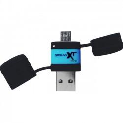 Patriot Memory - PEF128GSTRXTOTG - Patriot Memory Stellar Boost XT OTG/USB 3.1, Gen. 1 (USB 3.0) Flash Drive - 128 GB - USB 3.1