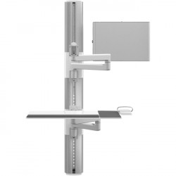 Humanscale - VF56-0503-14015 - Humanscale V/Flex Wall Mount for Flat Panel Display