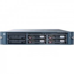 Cisco - MCS-7845-I3-CCE2 - Cisco 7800 MCS 7845-I3 2U Rack Server - 2 x Intel Xeon E5540 Quad-core (4 Core) 2.53 GHz - 8 GB Installed DDR3 SDRAM - 1.20 TB HDD - Serial Attached SCSI (SAS) Controller - 1 RAID Levels - 2 x 1350 W - 2 Processor Support - 128