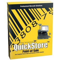 Wasp Barcode - 633808471019 - Wasp QuickStore POS - 1 User - Application - Complete Product - Standard - PC