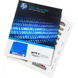 Hewlett Packard (HP) - Q2011A - HP LTO-5 Ultrium RW Bar Code Label - 110 / Pack
