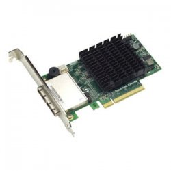 Promise Technology - STTX8658 - Promise SuperTrak TX8658 8-Port SAS RAID Controller - PCI Express x8