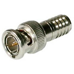 C2G (Cables To Go) - 40679 - C2G RG59/U Crimp BNC Connector - 10pk - BNC