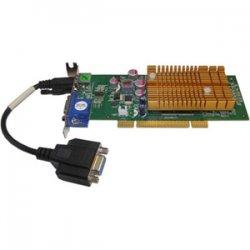 Jaton - VIDEO-348PCI-LX - Jaton VIDEO-348PCI-LX GeForce 6200 Graphic Card - 256 MB DDR2 SDRAM - PCI - 64 bit Bus Width - 2048 x 1536 - 2 x VGA