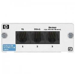 Hewlett Packard (HP) - J8452A - HP ProCurve Secure Router dl 1xT1 + DSX-1 Module - 1 x T1, 1 x DSX-1