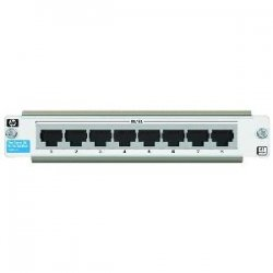 Hewlett Packard (HP) - J8463A - HP ProCurve Secure Router dl Wide 8xT1/E1 Module - 8 x T1/E1