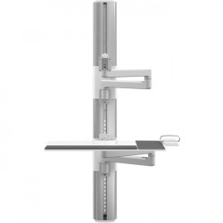 Humanscale - VF56-0505-10011 - Humanscale V/Flex Wall Mount for Flat Panel Display
