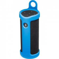 Amazon.com - B01B8MGASE - Amazon Carrying Case for Portable Speaker - Blue - Drop Resistant, Bump Resistant - Silicone