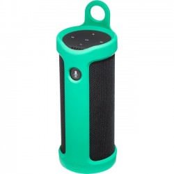 Amazon.com - B01B8MGAK2 - Amazon Carrying Case for Portable Speaker - Green - Drop Resistant, Bump Resistant - Silicone