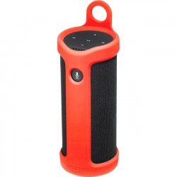 Amazon.com - B01B8MGA1Q - Amazon Carrying Case (Sling) for Portable Speaker - Tangerine - Drop Resistant, Bump Resistant - Silicone