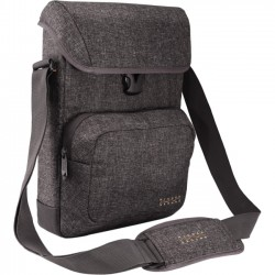 HigherGround - VRT3.0-013GRY - Higher Ground Vert 3.0 Carrying Case (Sleeve) for iPad, Notebook, Tablet, Chromebook - Slip Resistant Interior - Shoulder Strap - 8.8 Height x 12.3 Width x 1.5 Depth