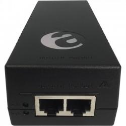 Amer Networks - PIG15 - Amer Power-over-Ethernet Injector - 120 V AC, 230 V AC Input - 52 V DC Output - 1 Gigabit Ethernet Input Port(s) - 1 Gigabit Ethernet Output Port(s) - 15.40 W