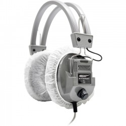 Hamilton Buhl - HygenX45 - HygenX Sanitary Ear Cushion Covers for Over-Ear Headphones & Headsets - 50 Pair
