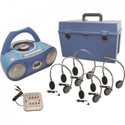 Hamilton Buhl - HMC/CD385/HA2 - Hamilton Buhl 6 Person Bluetooth, CD - Listening Center
