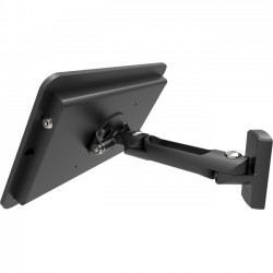 Compulocks Brands - 827W250MROKW - Rokku iPad Enclosure Swing Mount - Premium iPad Enclosure Kiosk