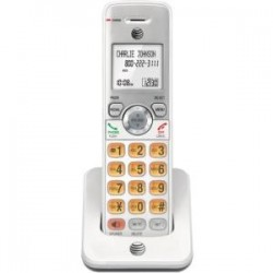 AT&T - EL50005 - AT&T Accessory Handset with Caller ID/Call Waiting - Cordless - DECT - 50 Phone Book/Directory Memory