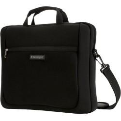 Kensington - K62561USB - Kensington Carrying Case (Sleeve) for 15.6 Notebook - Black - Neoprene - Handle - 12 Height x 15.2 Width x 1.7 Depth