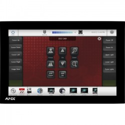 AMX - FG2265-31 - AMX 10.1 Modero S Series G4 Wall Mount Touch Panel