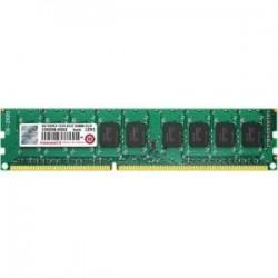 Transcend - TS1GLK72V8H - Transcend 8GB DDR3 SDRAM Memory Module - 8 GB - DDR3 SDRAM - 1866 MHz DDR3-1866/PC3-14900 - 1.50 V - ECC - Unbuffered - 240-pin - DIMM