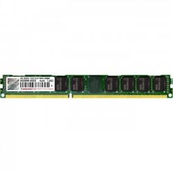 Transcend - TS1GKR72V3HL - Transcend DDR3 1333 R-DIMM 11-11-11 2Rx8 0.74 - 8 GB - DDR3 SDRAM - 1333 MHz DDR3-1333/PC3-10600 - 1.50 V - ECC - Registered - 240-pin - DIMM