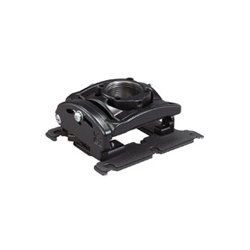 Chief - RPMB091 - Chief RPMB091 Projector Ceiling Mount with Keyed Locking - 50 lb - Black