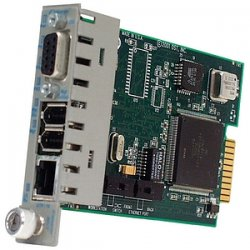 Omnitron - 8000-0 - Omnitron Systems iConverter Network Management Module - 1 x Ethernet