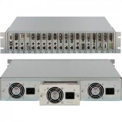 Omnitron - 8200-9 - Omnitron Systems 8200-9 Power Module - 60 W - 120 V AC, 230 V AC