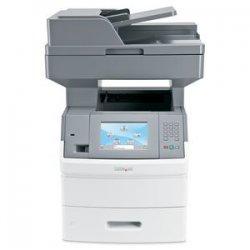 Lexmark - 16M1792 - Lexmark X651DE High Voltage Government Compliant Multifunction Printer - Monochrome - 45 ppm Mono - 1200 x 1200 dpi - Copier, Scanner, Printer